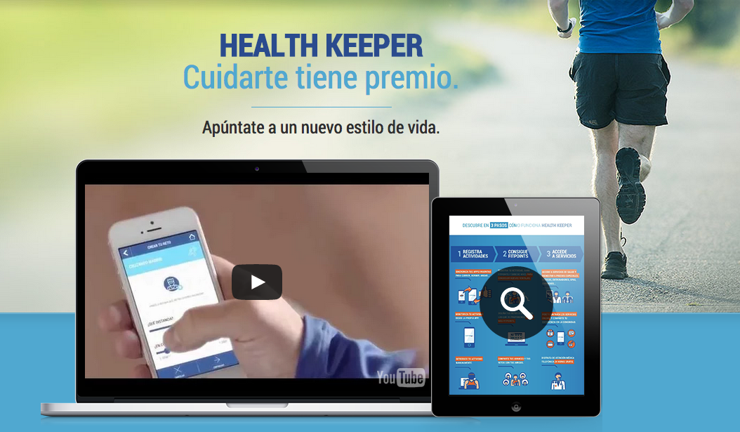 Axa Health Keeper