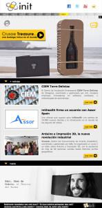 newsletter Agosto 2013 init