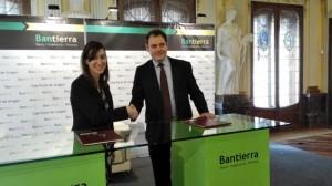 Acuerdo Bantierra initland Aragón