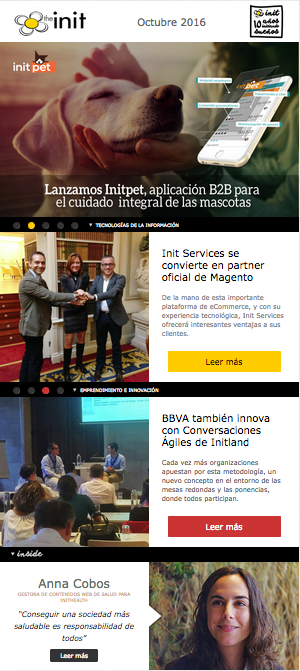 Newsletter init octubre 2016