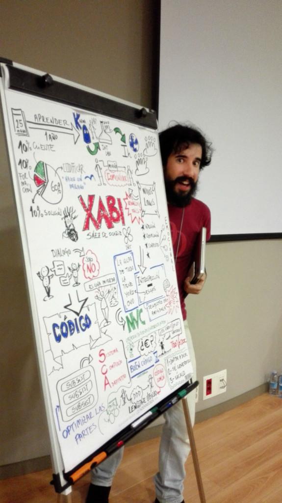Xabi Sáez de Ocáriz CAS 2016