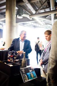Francesc Ricart presenta Crusoe Treasure con Lantegi Batuak en Global Innovation Day