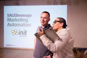 Init Services SALESmanago partners