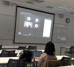 Grupo Init participa en el Grado Biotecnología de la UFV