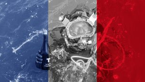 Bodega Crusoe Treasure desembarca en Francia