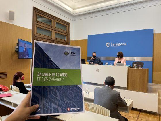 CIEM Zaragoza presenta su Balance de diez años